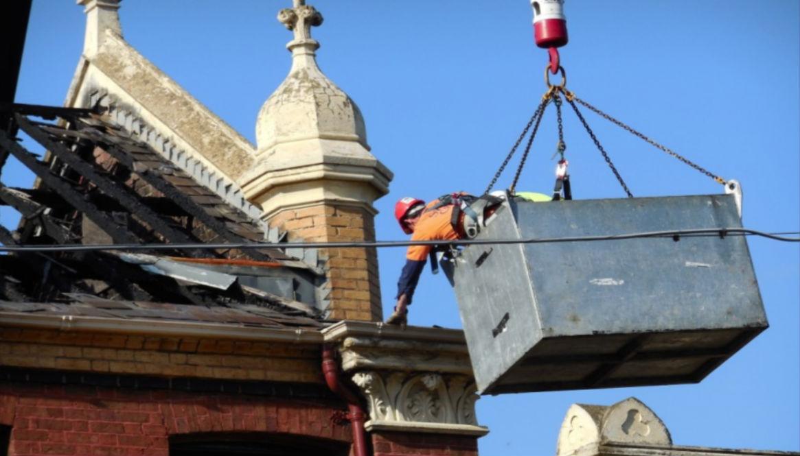 Crane - Remove Debris 1165x665