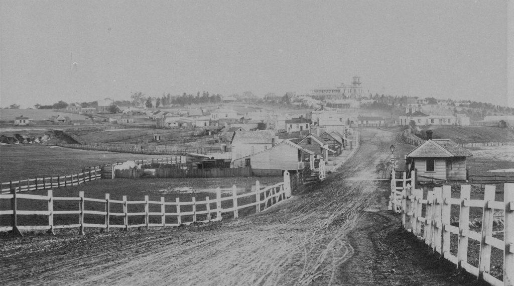 Flemington Bridge 1866 1800